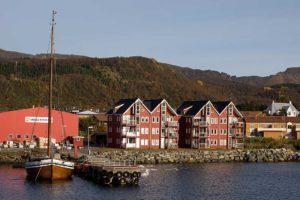 TIVO HOUSES Melbu Brygge