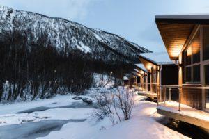 TIVO HOUSES Modular Cabins Tromso Exterior